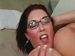 Bbw bathroom fucking