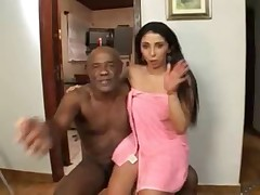 Brazilian Milf analled by BBC