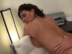 Leena is the squirter