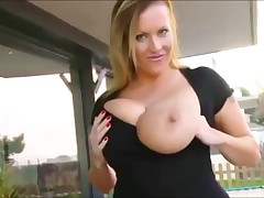 Mature perfect boobs