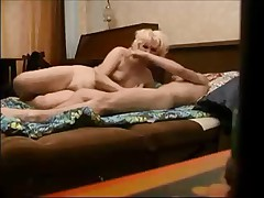 Curvy cheating wife caught on hidden cam