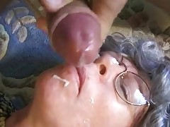 German Grandma Needs A Daily Dose Of Cum