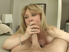 Mature milf likes young boys