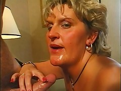 British mature in threesome