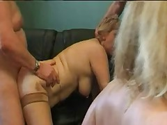 FRENCH MATURE 6 2blonde bbw anal mom in groupsex dp