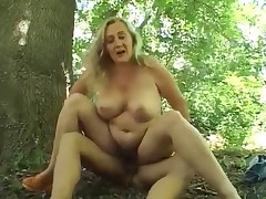 Mature woman and guy - 3