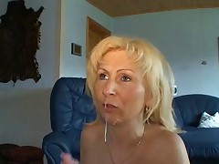 Mature Anal and Facial