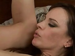 Black Mature Woman Fucks Younger Girl...F70