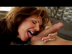 HOT FUCK #36 (Super-duper Cougar GETTING IT!)