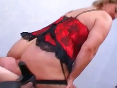 Pussy and ass licking