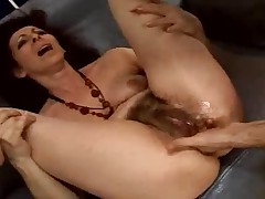 Hairy Mature Woman - 3