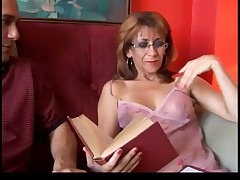 Hot Milf Mikela Loves Facial by TROC