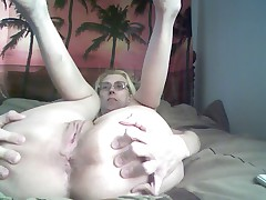 Saggy slender mature 2